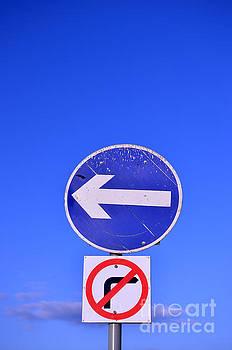 Directions by Paulo Simao
