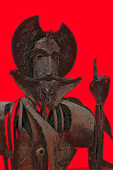 Don Quixote by Jesus Nicolas Castanon