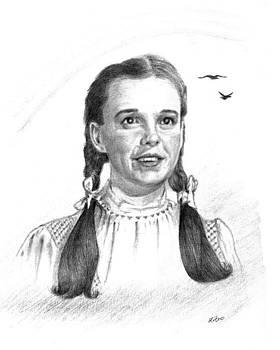 Dorothy by Lou Ortiz
