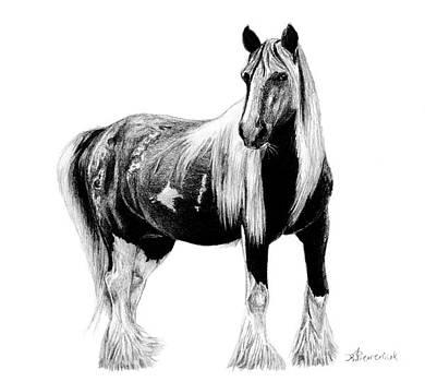 Draft Horse by Kayleigh Semeniuk