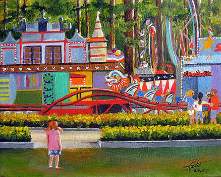 Dreaming at the County Fair by Katie Wolff
