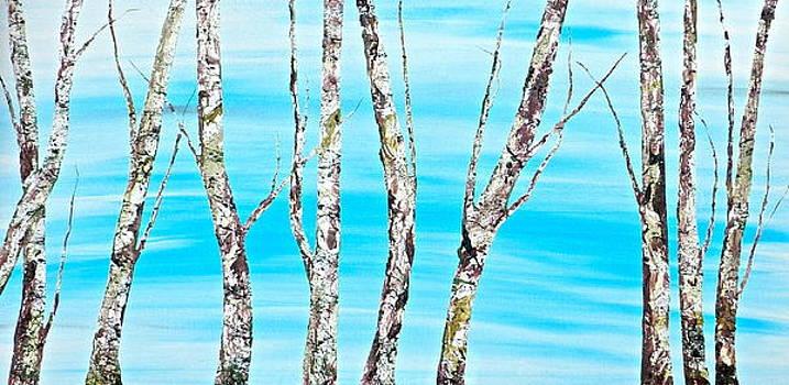 Drift Away by Heather  Hubb