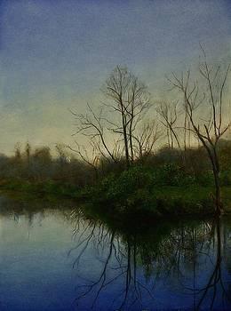 Early Spring by Wayne Daniels