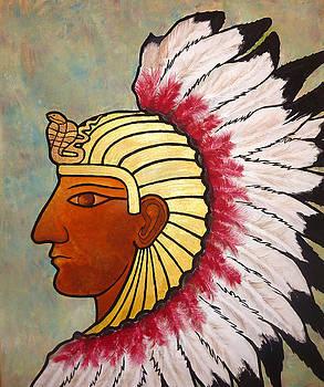 Egyptindian by Beata Dagiel