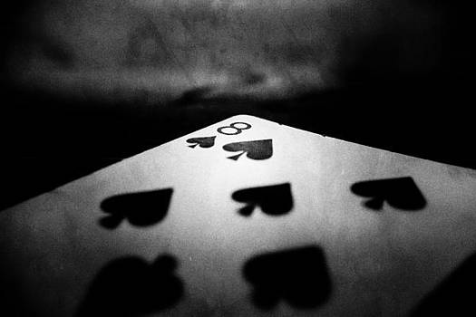 Eight of Spades by Steve Johnson