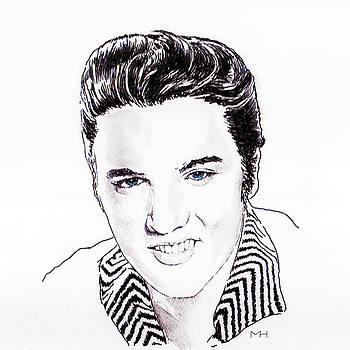 Elvis by Martin Howard