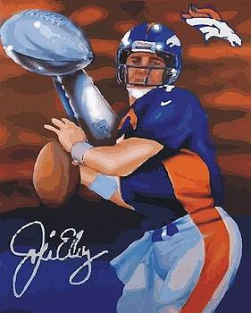 Elway by Christopher Fresquez