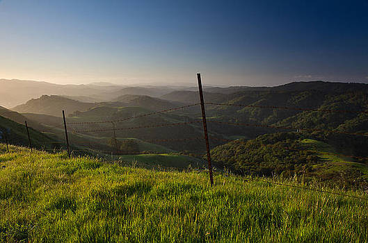 Endless Vista by Hugh Stickney
