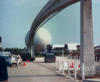 Epcot Center II by Andres LaBrada