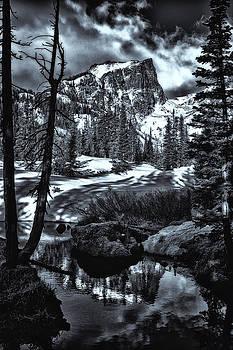 Estes Park 4 Hdr Bw by Bruce Hamel