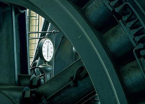 Factory elements by Akos Kozari