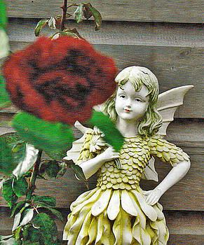 Fairy Rose by Regina McLeroy