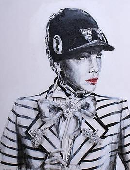 Fashion Cap by Els Boedts