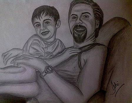 Father and Son by Syeda Ishrat