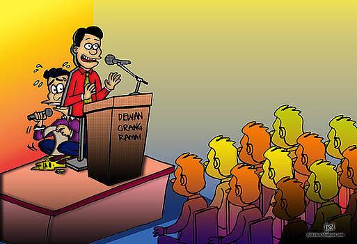 Fear of Public Speaking by Faizulniza Mazly Zulkifli