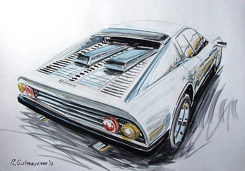 Ferrari BB 512 by Rimzil Galimzyanov