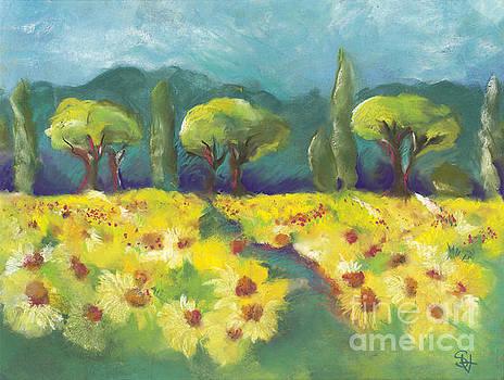 Fields of Joy by Susan Vannelli