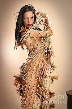 Fishergirl Nude by Emil Jianu