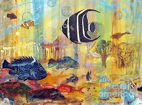 Fishes by Robin Maria Pedrero