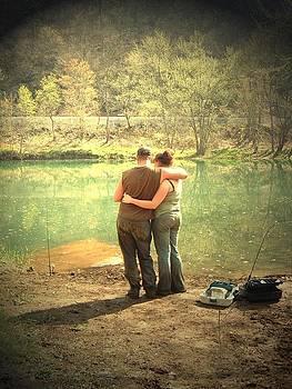 Fishing by Amanda Bobb