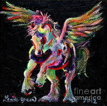 Flying Colours Cob by Louise Green