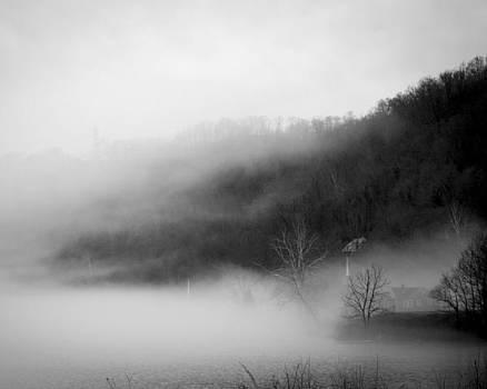 Fog Rolling In by Teresa Wissen