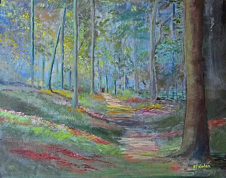 ForestEnchanted  by Heidi Patricio-Nadon