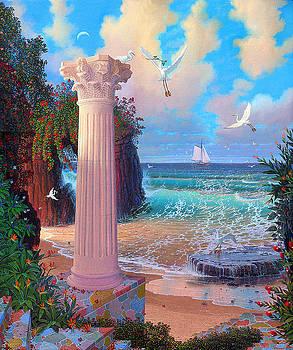 Forever Morning The Dream Awake by Loren Adams