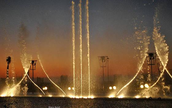 Fountain by Diaae Bakri
