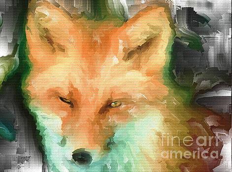 Foxy Girl by Ruby Cross