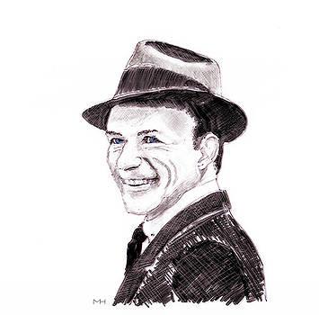Frank Sinatra by Martin Howard