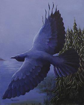 Free Bird by Michael Beckett