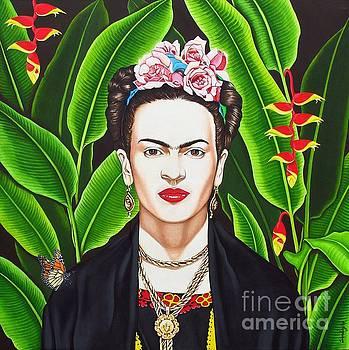 Frida by Joseph Sonday