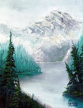 From Glacier by Kenny Henson