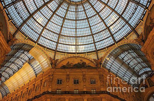 Galleria Vittorio Emanuele II by Kiril Stanchev