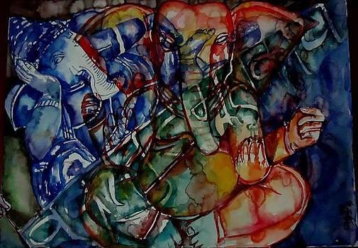 Ganesh by Abhrodeep Mukherjee