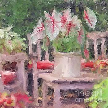 Garden Beauty by Ruby Cross