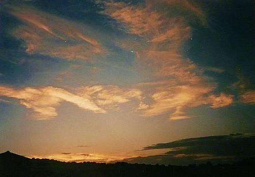 Gaurdian Spirit Cloud by Jacquelyn Roberts