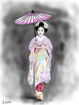 Geisha No.173 by Yoshiyuki Uchida