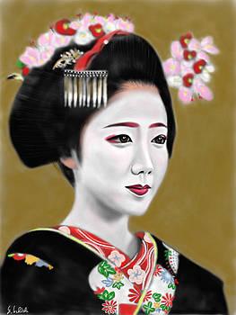 Geisha No.175 by Yoshiyuki Uchida