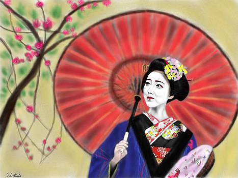 Geisha No.177 by Yoshiyuki Uchida