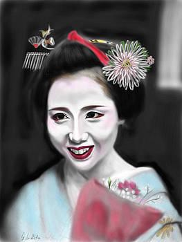 Geisha No.58 by Yoshiyuki Uchida