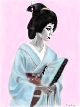 Geisha No.59 by Yoshiyuki Uchida