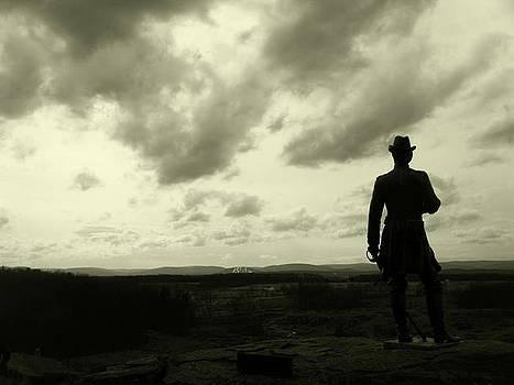 Gettysburg Pennsylvania by Amanda Bobb