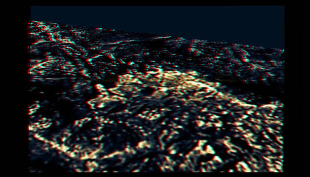 Giant Dragon complex - Mars 3D by Freyk John Geeris