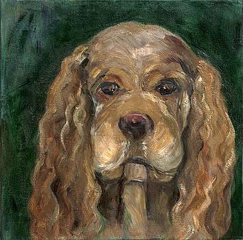 Ginger by Ellin Blumenthal