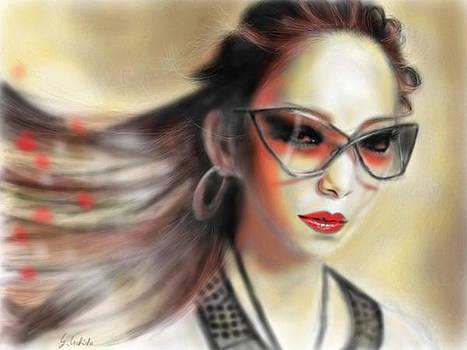 Girl No.38 by Yoshiyuki Uchida