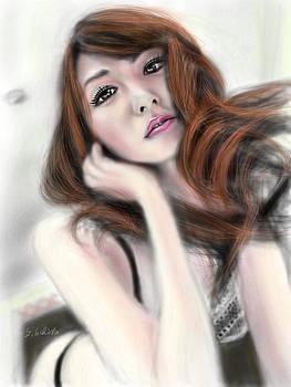 Girl No.41 by Yoshiyuki Uchida