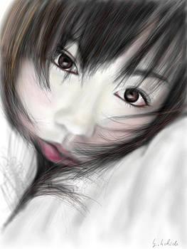 Girl No.55 by Yoshiyuki Uchida
