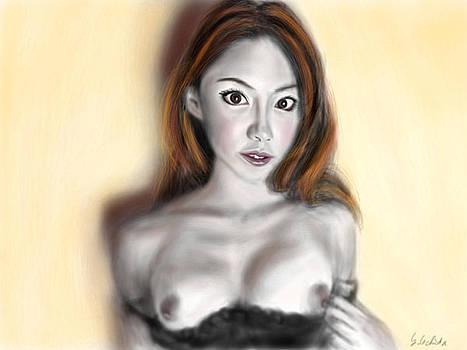 Girl No.66 by Yoshiyuki Uchida